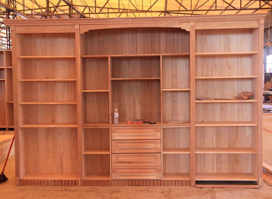 原木整体家具