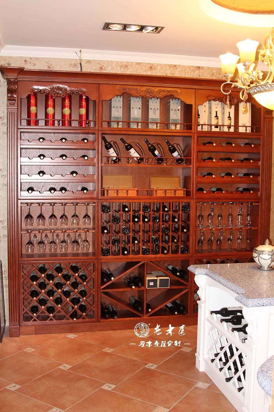 家庭酒柜 家庭酒柜定制设计