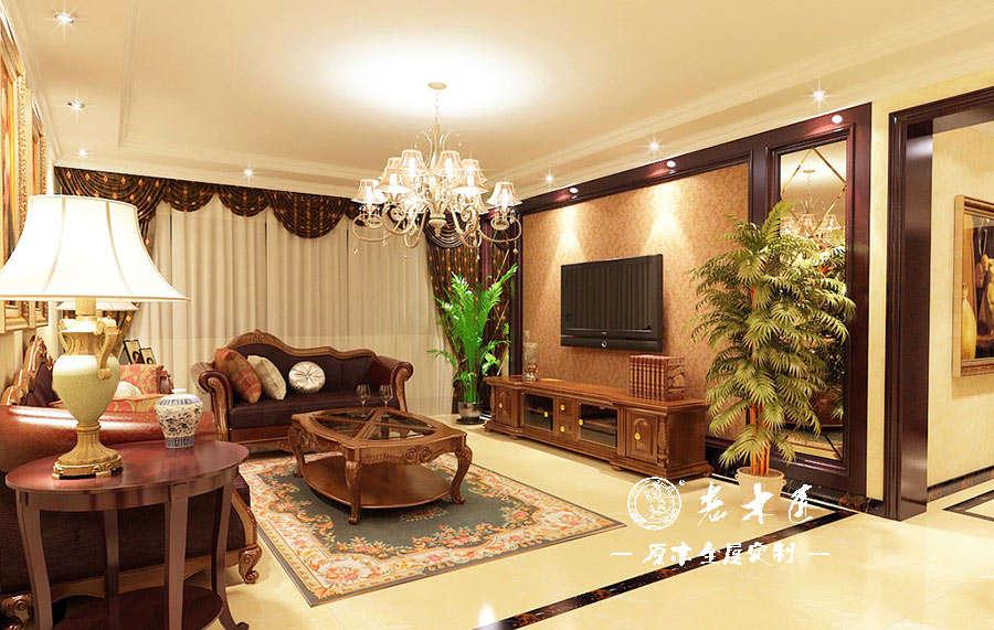 墙装修效果图,超高性价比,客厅背景墙装修上门量尺,一站式定制背景墙图片