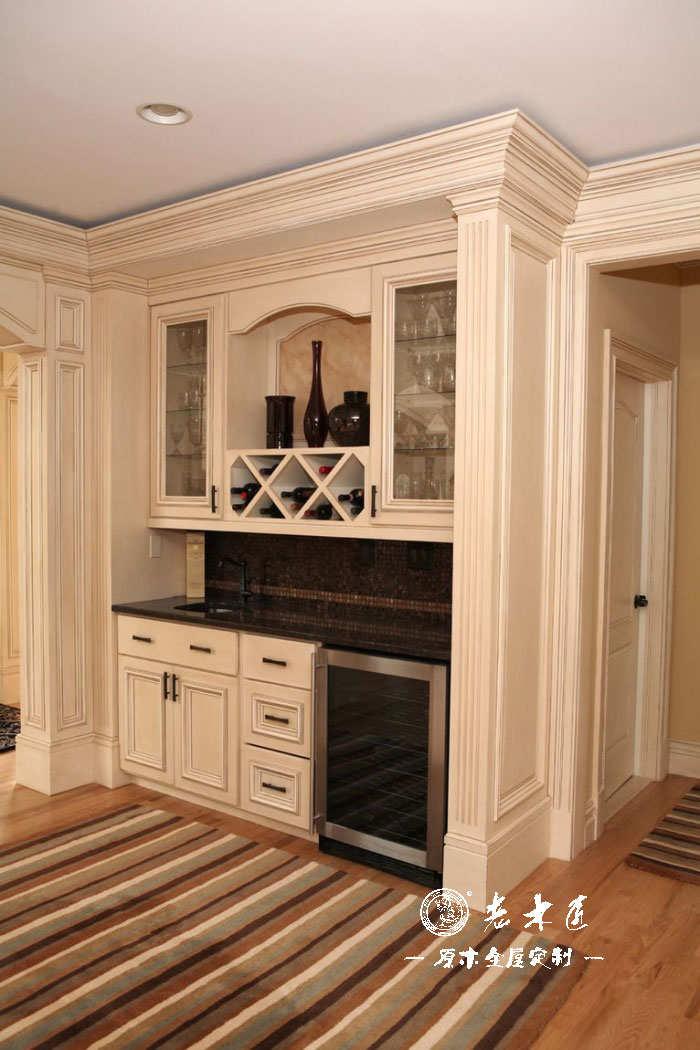酒柜规格 家庭酒柜尺寸
