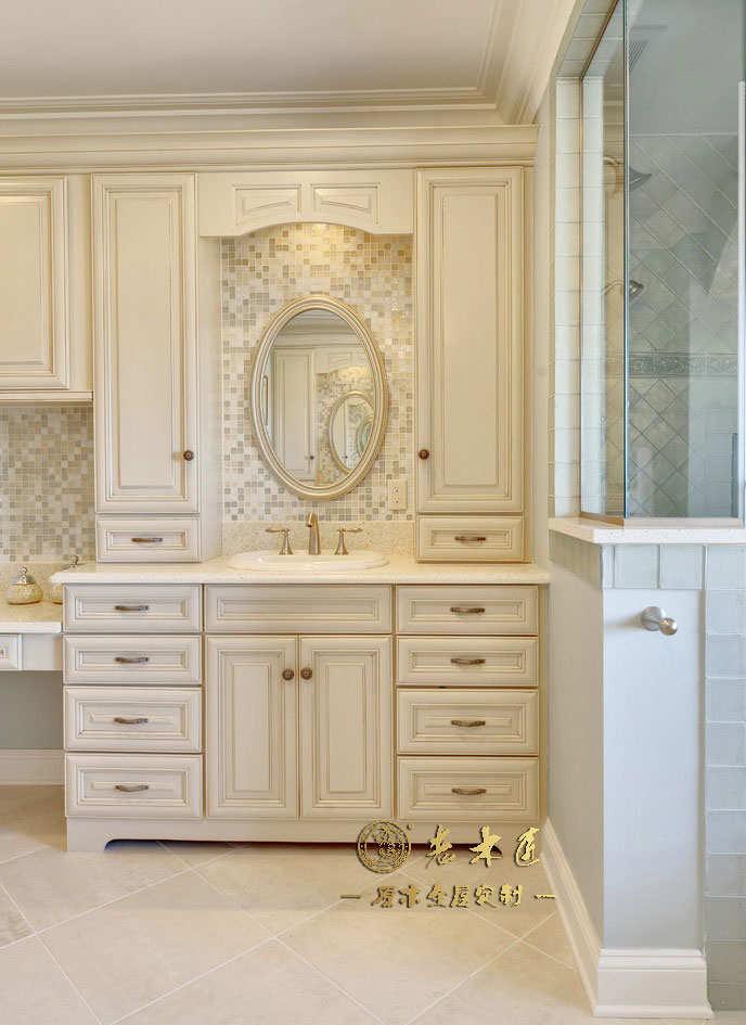 欧式浴室柜品牌