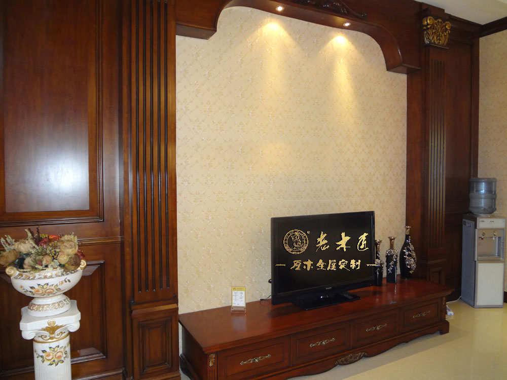 家装电视背景墙图片