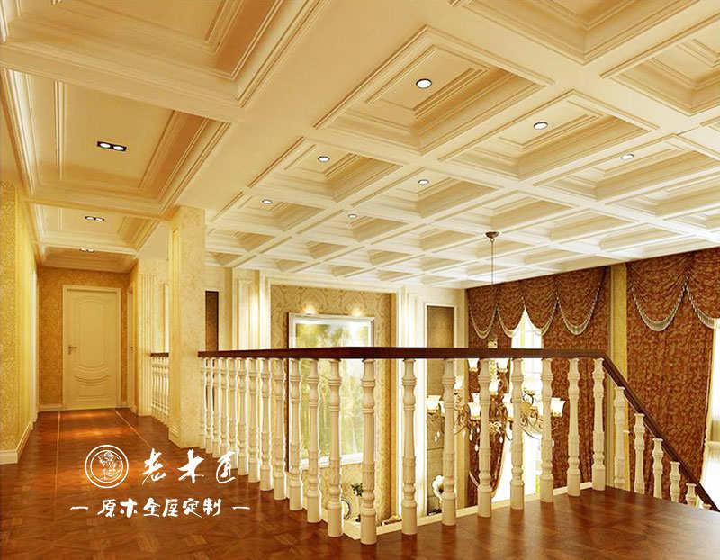 大厅吊顶装修效果图