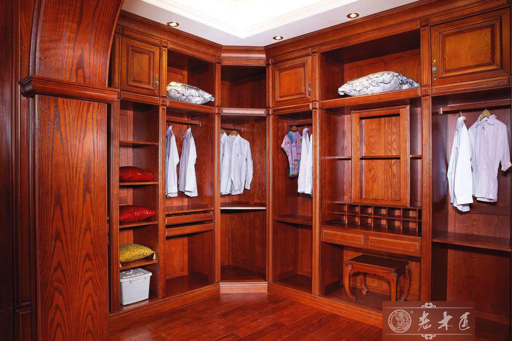 衣帽间整体衣柜设计图片咨询qq2196761302