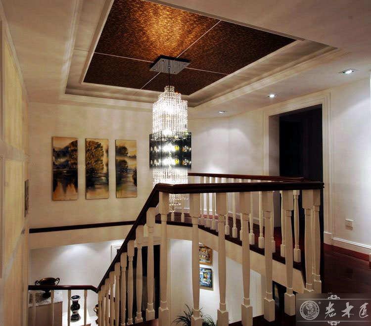 楼梯扶手装修设计效果图