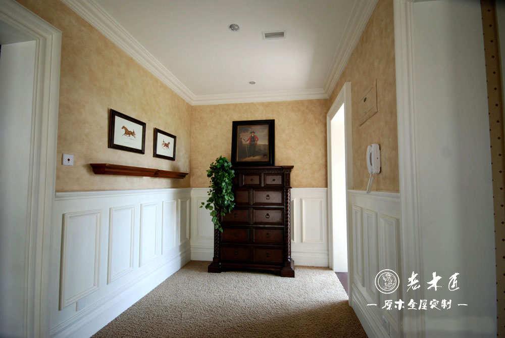 实木护墙板图片 高档实木护墙板定做图片