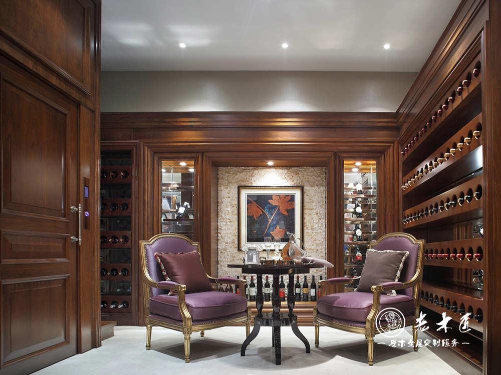 室内酒柜定做品牌 实木酒柜品牌