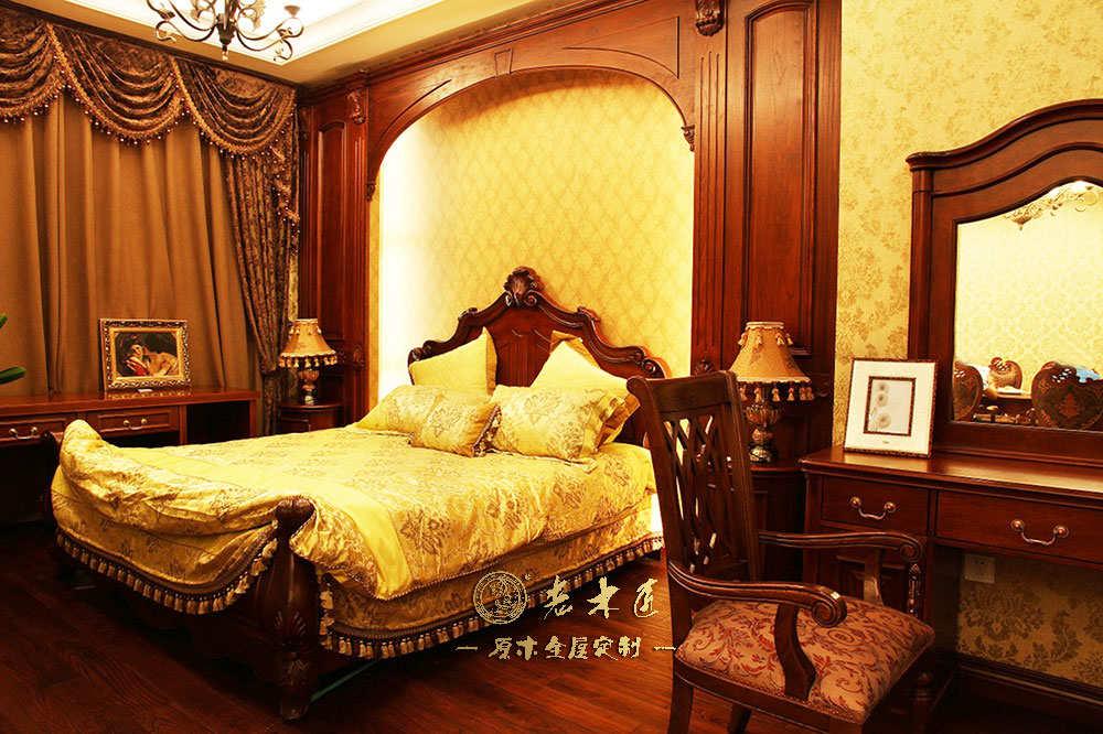 卧室床头背景墙定做尺寸