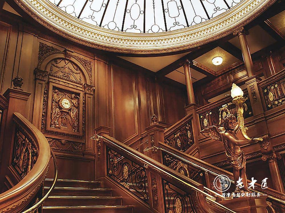 实木楼梯材质 室内楼梯定做材料