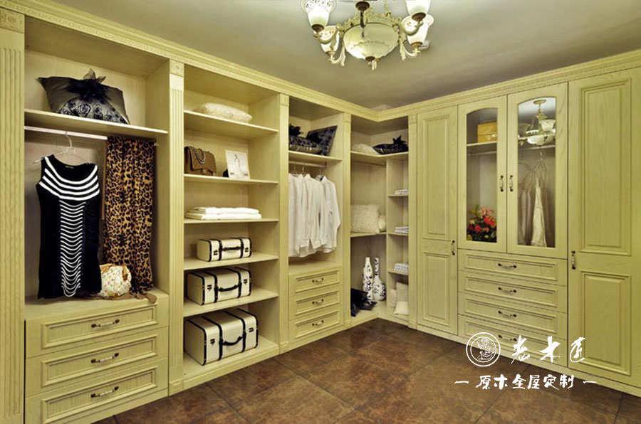 整体衣柜品牌 走入式衣柜定制品牌