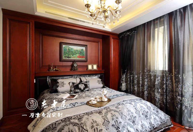 实木背景墙尺寸 卧室床头背景墙订制尺寸图片