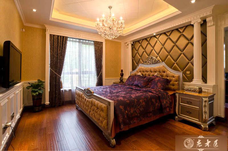 卧室床头背景墙设计价格