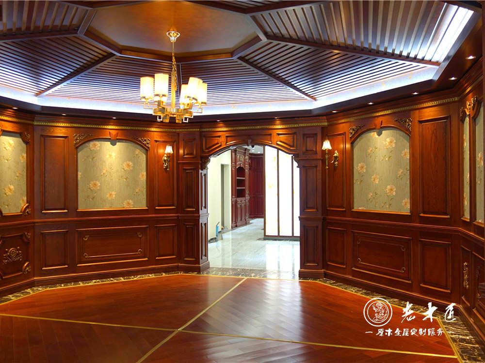 广东整木定制家居