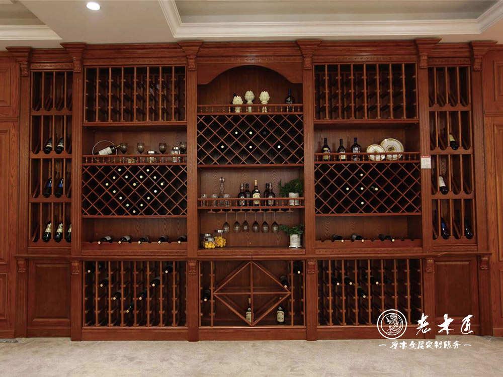 欧式酒柜设计价格 餐厅酒柜价格