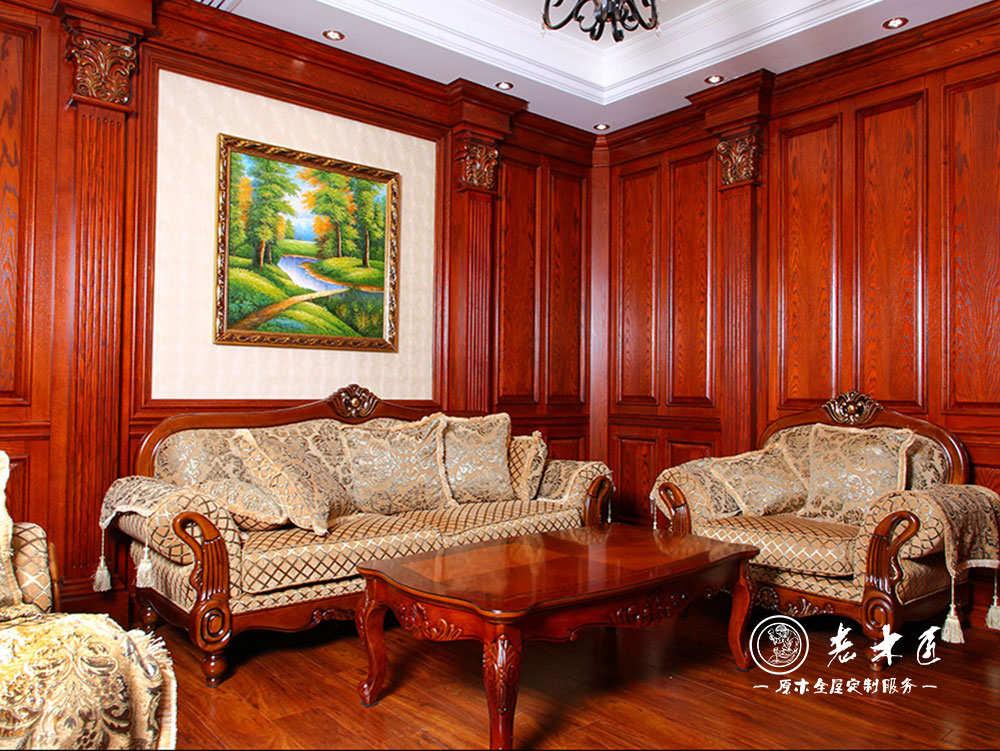 扬州整木定制家居
