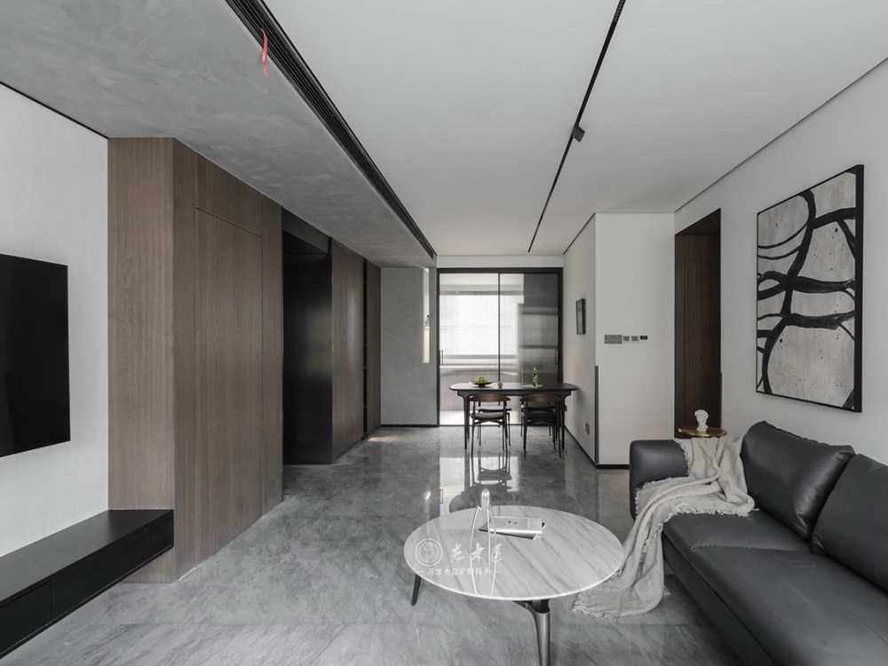 轻奢全屋定制,极简定制,构建优雅空间!